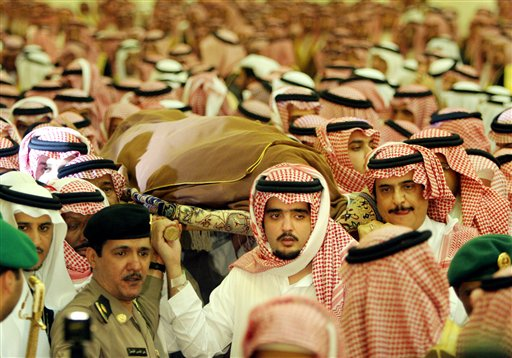 King Fahd Funeral