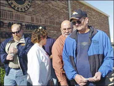 Gm plan leaves workers in shock cbs news for General motors retiree death benefits