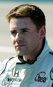 Bobby Rahal Toyota >> Race Car Driver Dies In Warmup Crash - CBS News