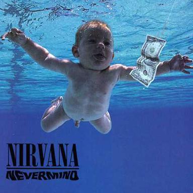 Nirvana S Quot Nevermind Quot Baby Recreates Album Cover At 25