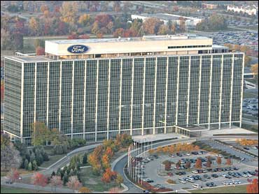 27 000 Ford Workers Take Buyouts Cbs News