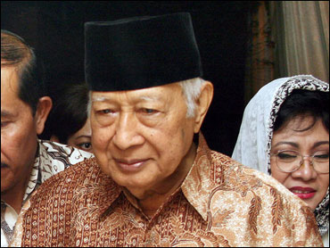 former indonesian dictator suharto dies cbs news