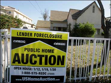 Calif imposes foreclosure moratorium cbs news for Foreclosed homes in southern california