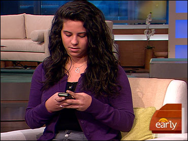 Cbs Extreme Teen Texting 54