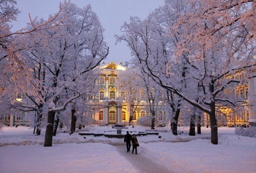 St Petersburg Winter Around The World Pictures Cbs News