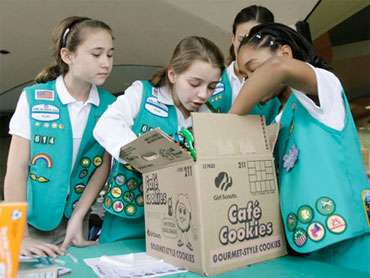 indiana lawmaker defends slam on girl scouts   cbs news