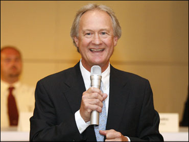 Chafee S Independent R I Campaign Faces Hurdles Cbs News