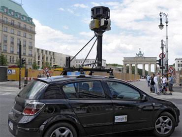 Czechs Halt Google's 'Street View,' Cite Privacy