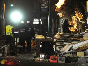 Wayne Mi Furniture Store Explosion