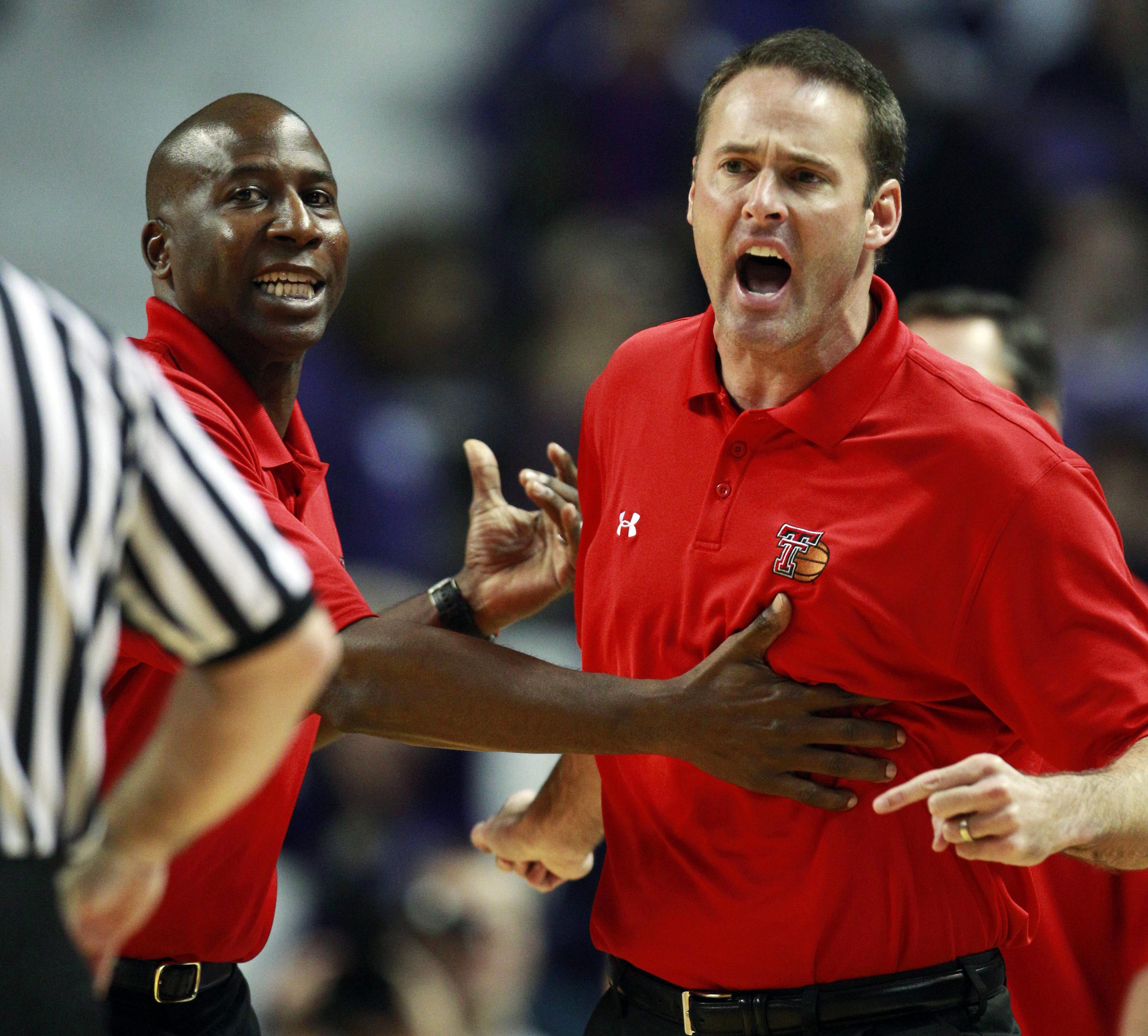 Pat Knight Fired As Coach At Texas Tech