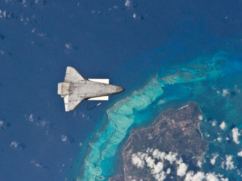 separation space shuttle - photo #27