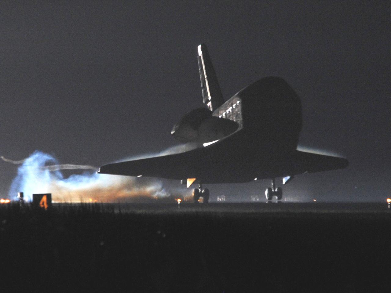Space shuttle sonic boom helps foil car theft - CBS News