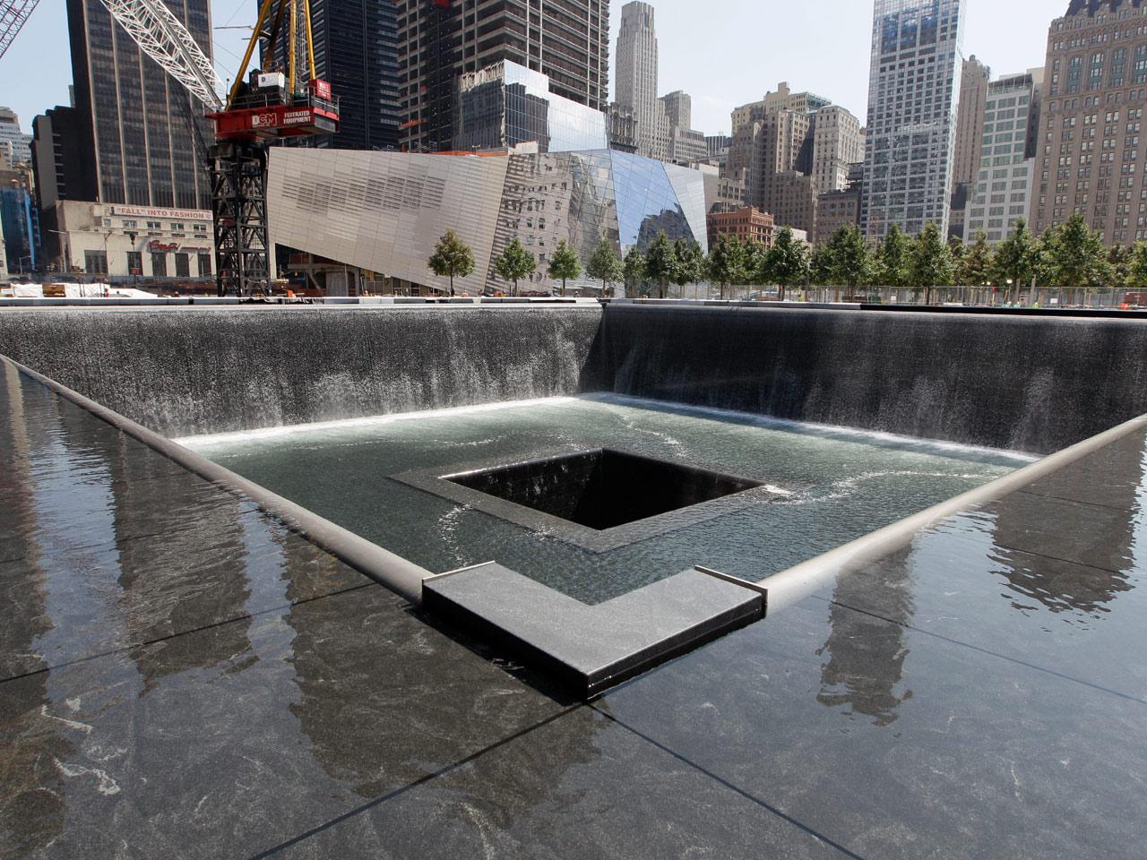 Visiting ground zero lower manhattan photo 1 - Ground zero pools ...