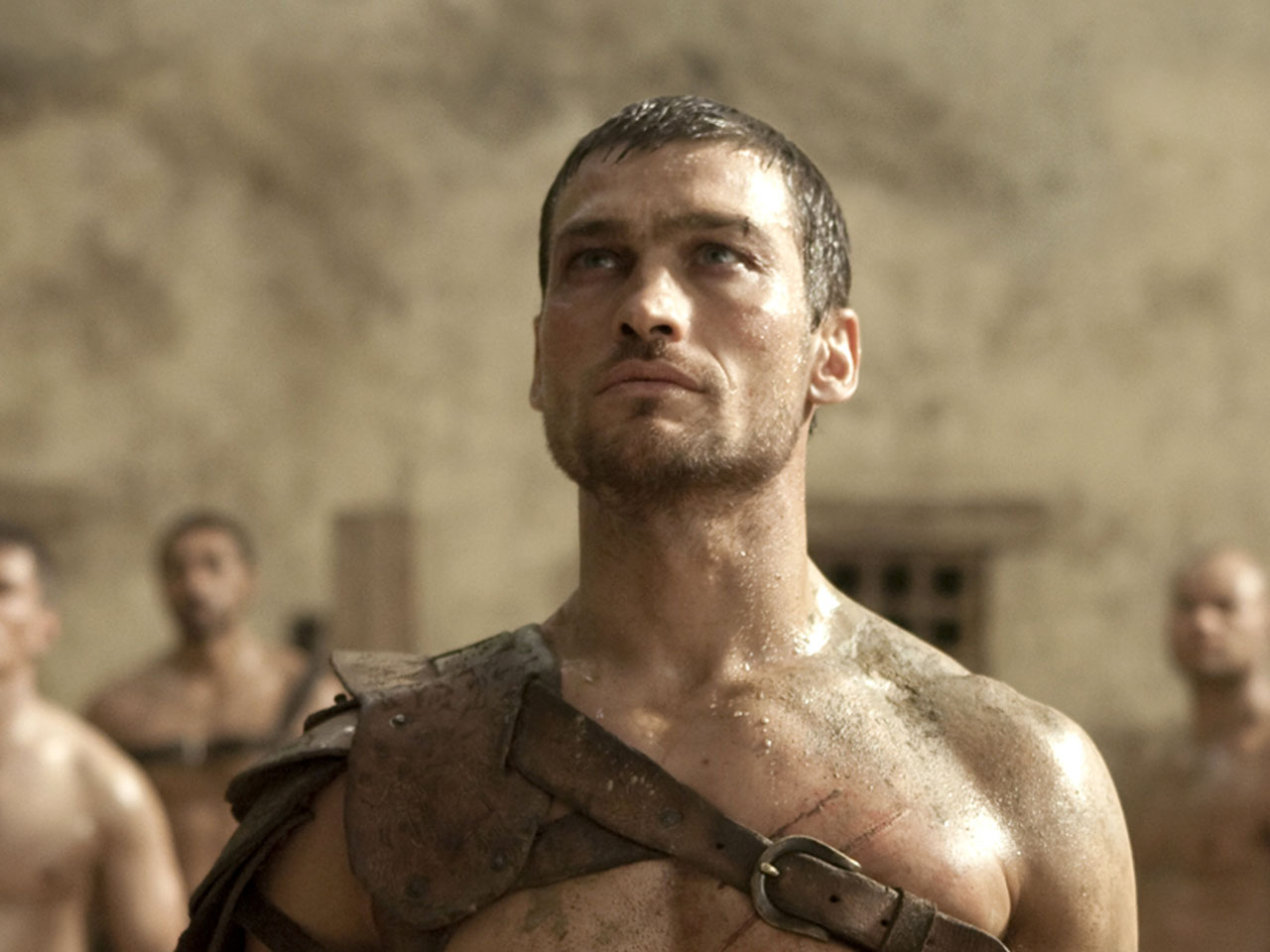 'Spartacus' Star Andy Whitfield Dies Of Lymphoma