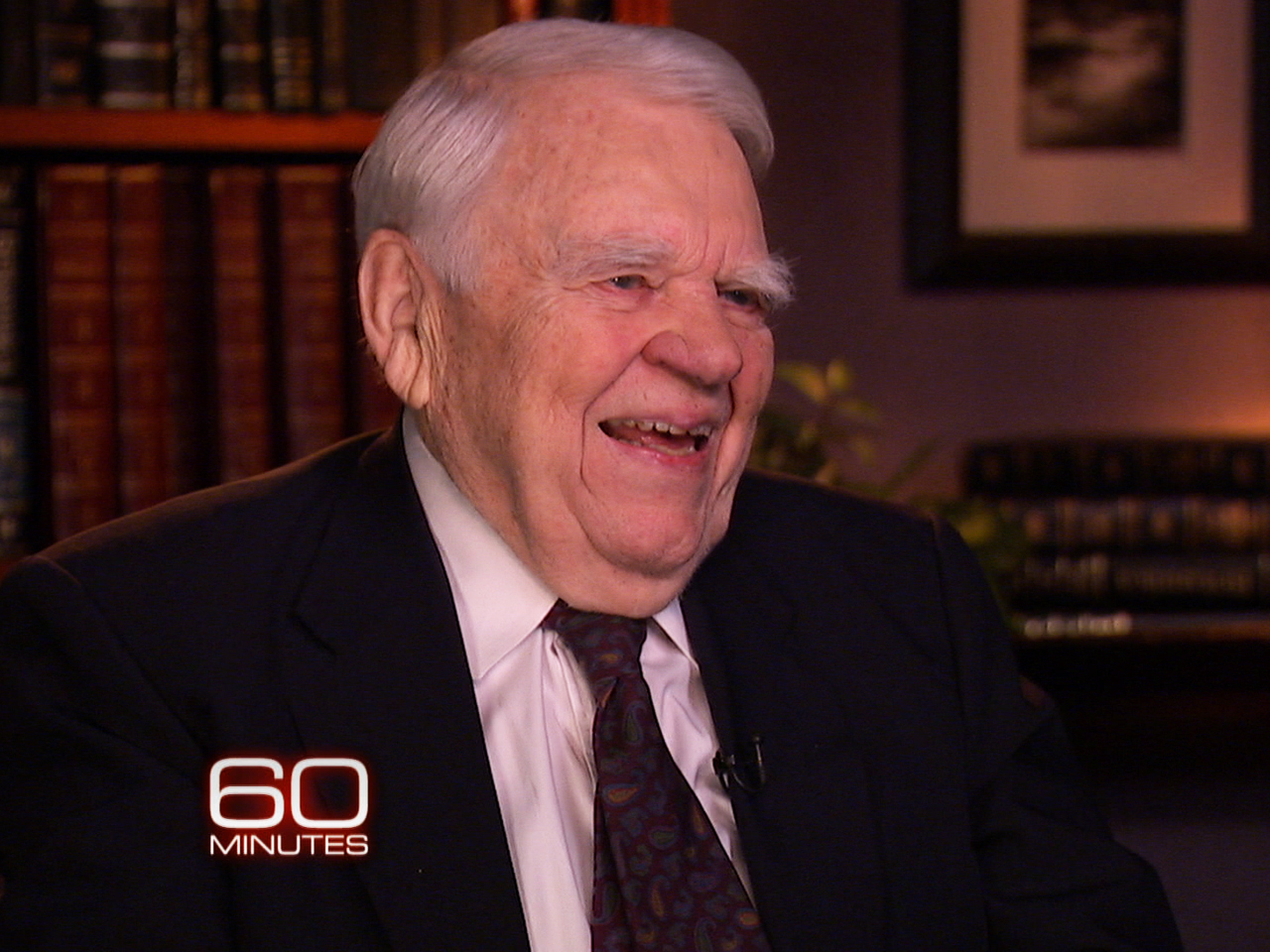 Remembering Andy Rooney
