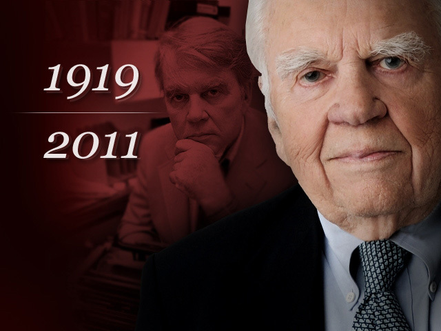 andy rooney essays The best of andy rooney on the first anniversary of his death, there is no better way to celebrate andy rooney's work than to let andy do the talking 2012 nov 04.
