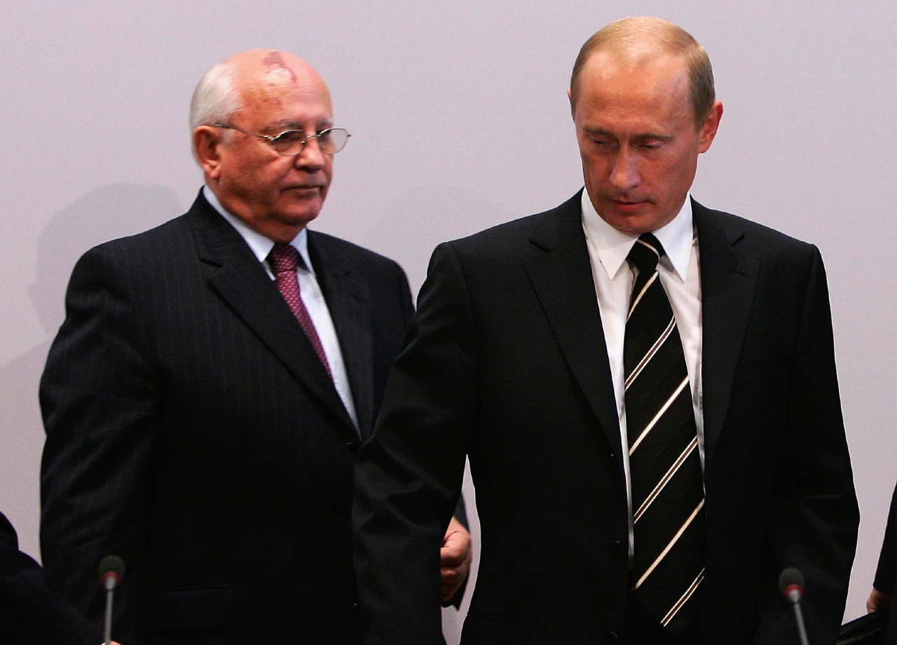 Gorbachev It Looks As If The World Is Preparing for War