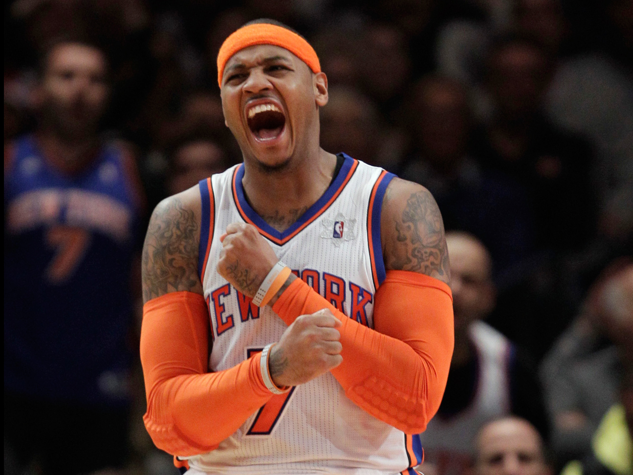 Carmelo Anthony - Photo 5 - Pictures - CBS News