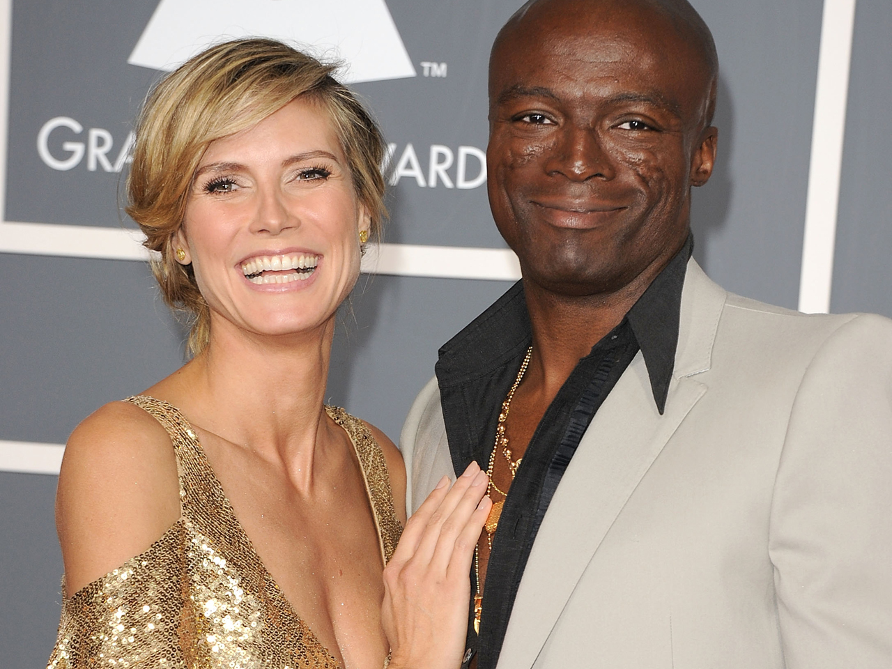 Heidi klum and seal photo 10 pictures cbs news