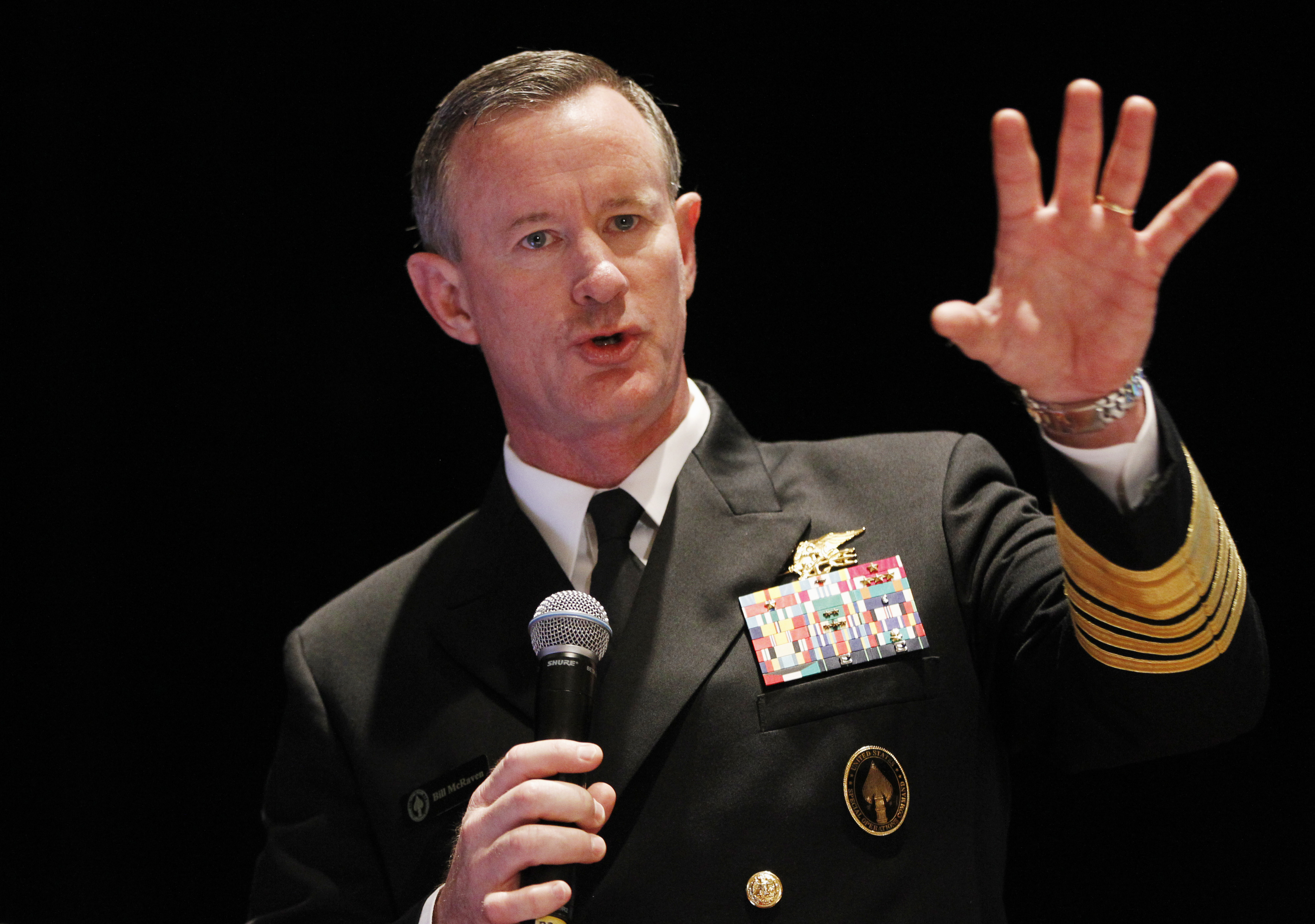 Bin Laden Book Prompts Warning From Seals Chief Cbs News