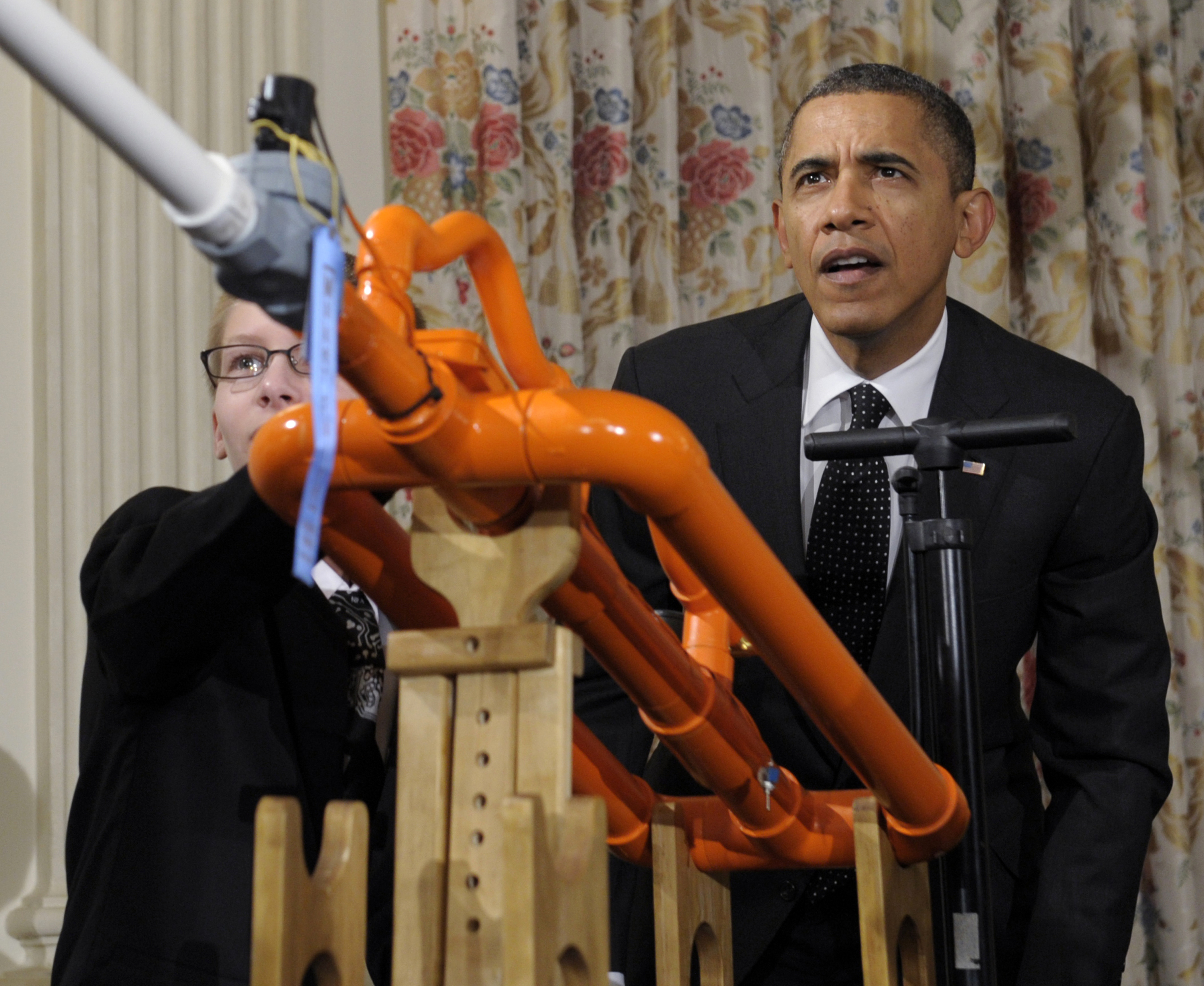 photo image Trump Administration to continue White House Science Fair