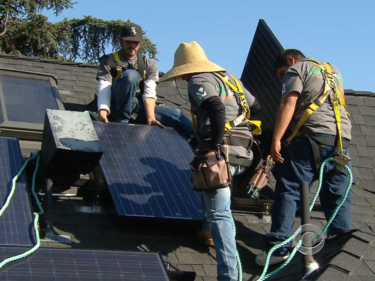 Chinese solar panels exemplify trade problems
