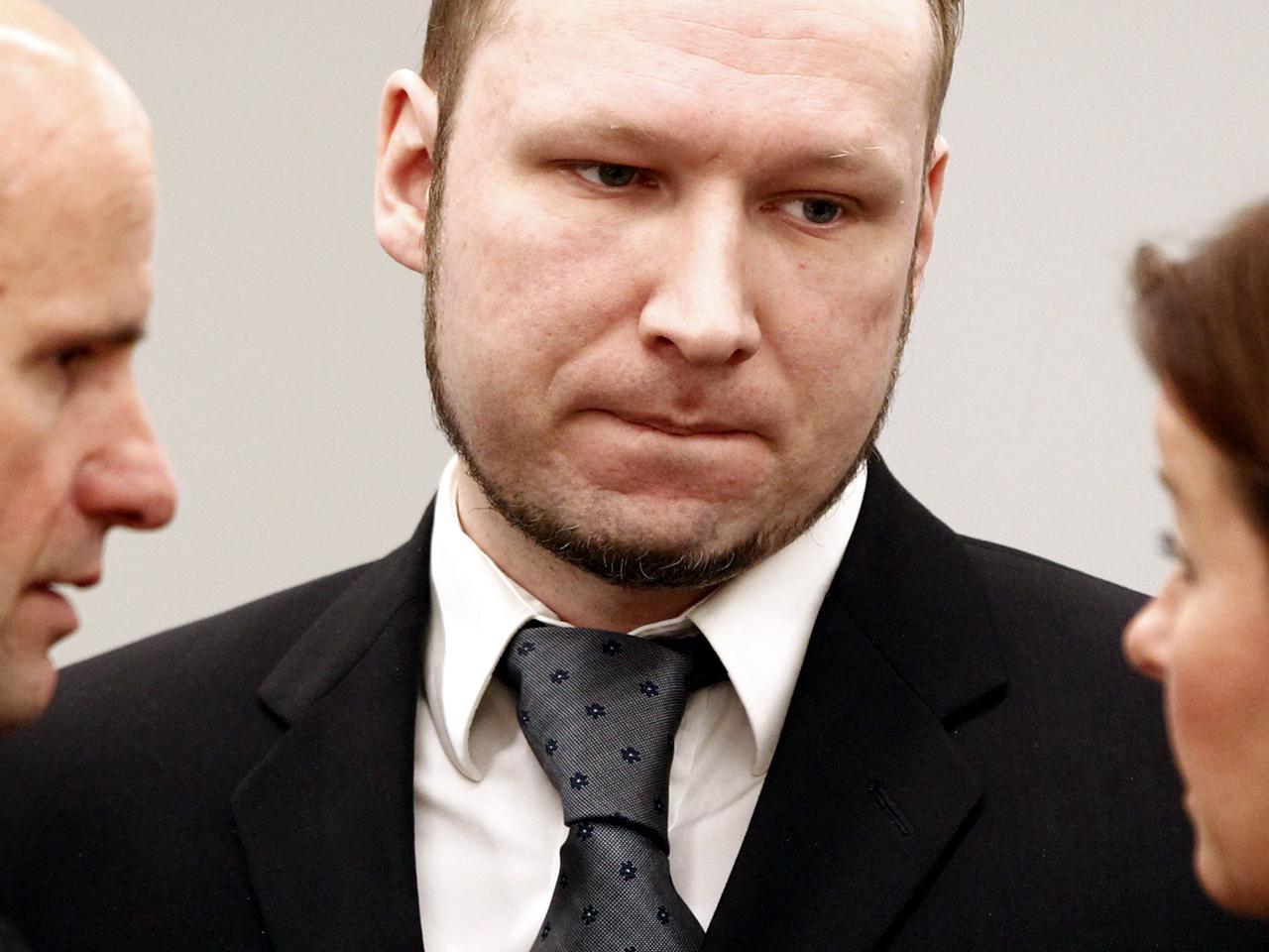 Anders behring breivik agree, rather