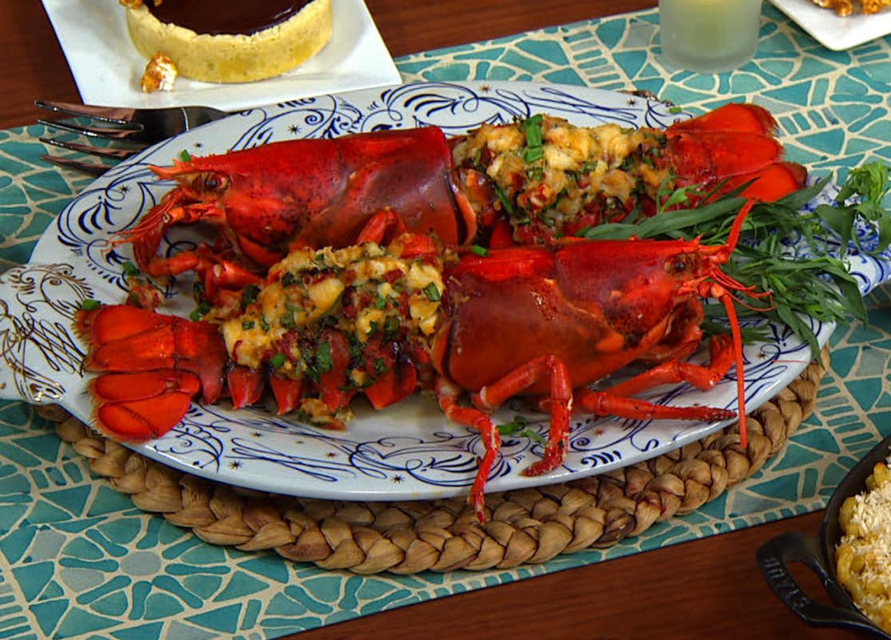 THE Dish: David Myers' Lobster Thermidor - CBS News