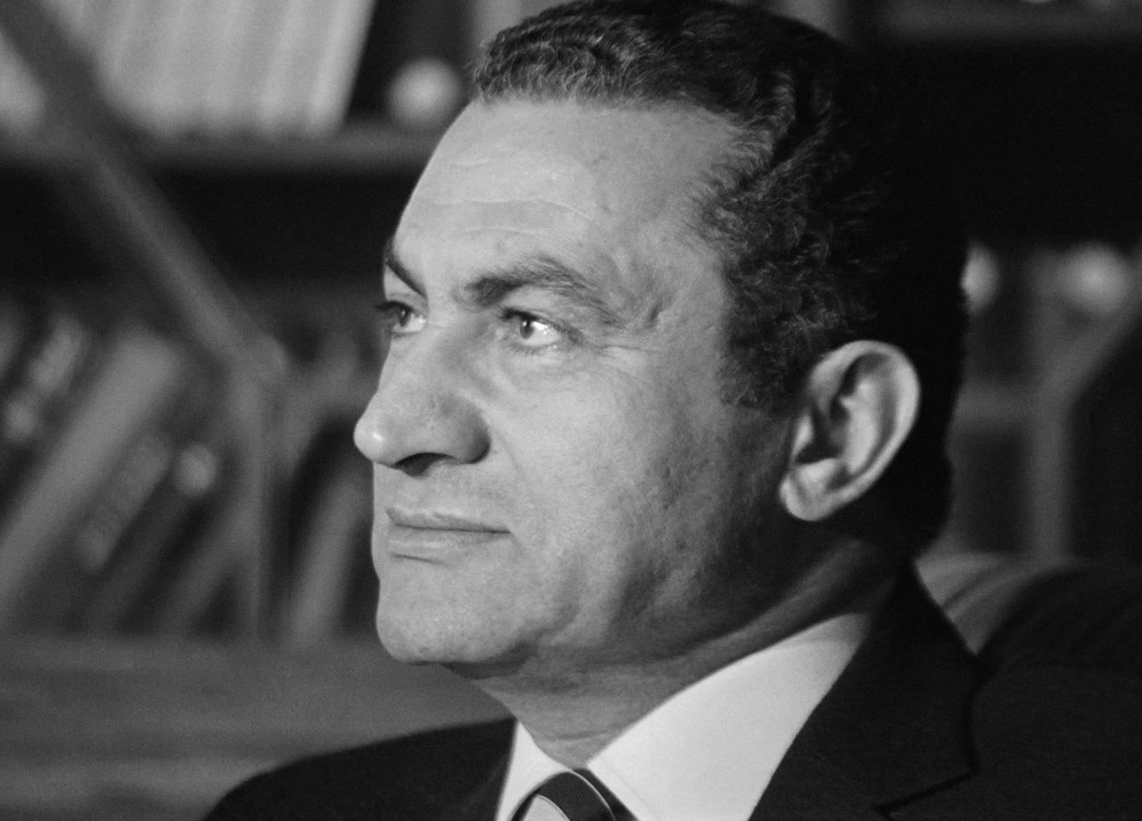 hosni mubarak - photo #21