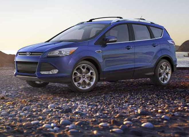 Used Cars Louisville Ky >> Ford issues recall over brake problem - CBS News