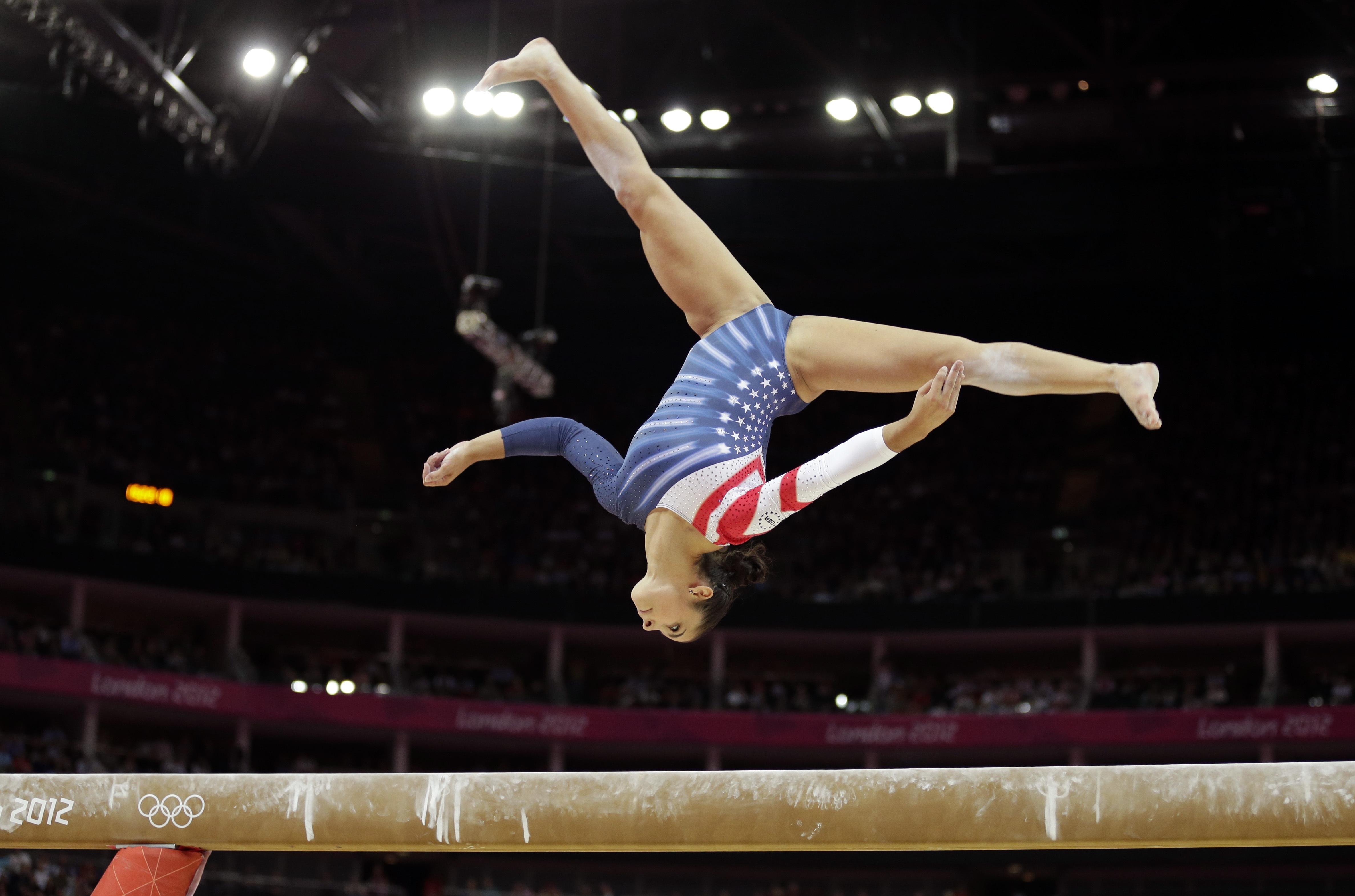 Olympic Gymnast Aly Raisman on Health and Wellness