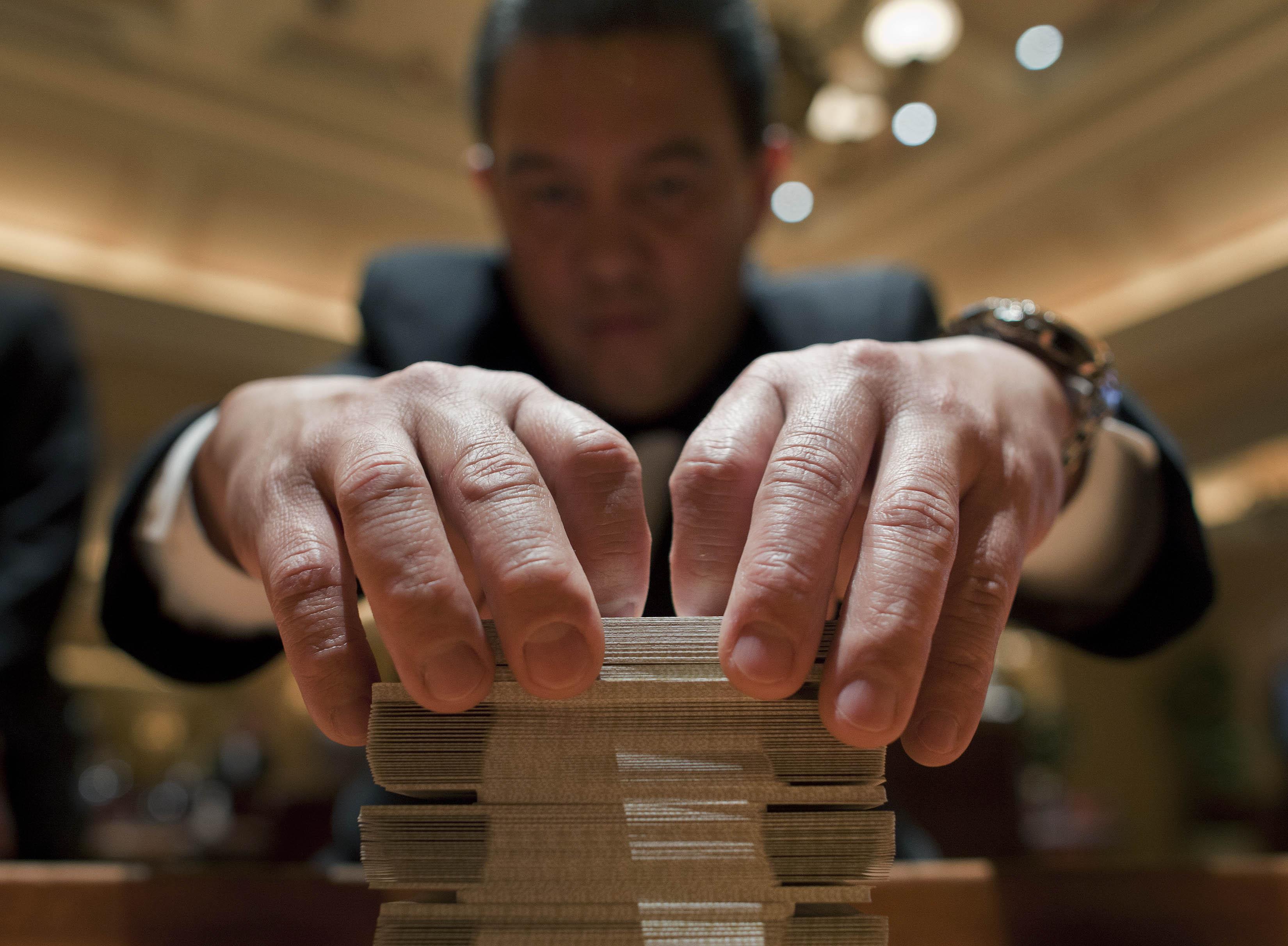 Gambling headache