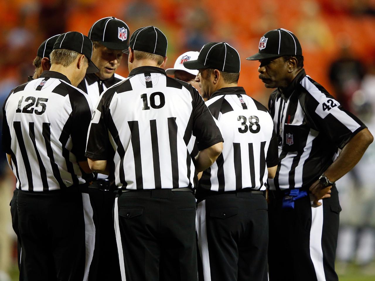 nfl referees odds nfl week 3