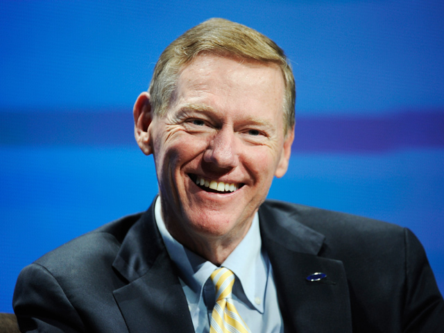 At ford questions remain about life after mulally cbs news for Ford motor company alan mulally