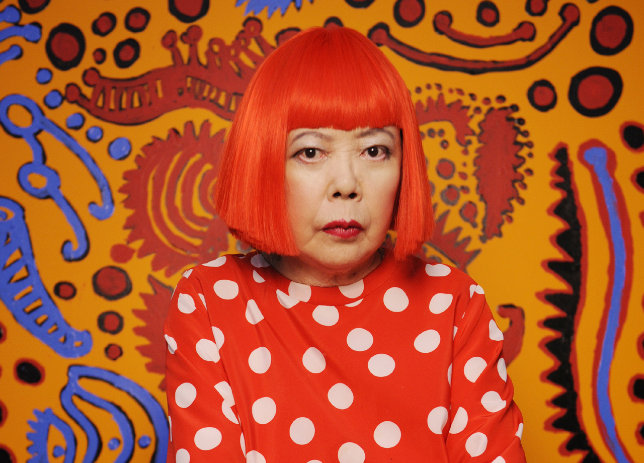 yayoi kusama biography Yayoi kusama is the most famous artist to emerge from japan in the period   yamamura eschews the usual critical fascination with kusama's biography to.