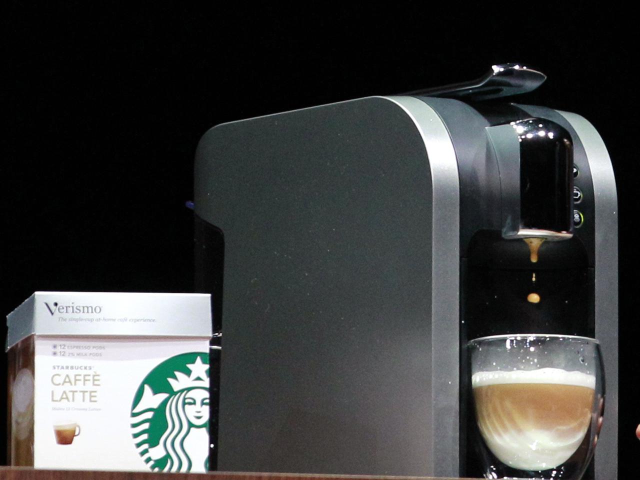 Verismo Coffee Maker Not Working : Starbucks three-way