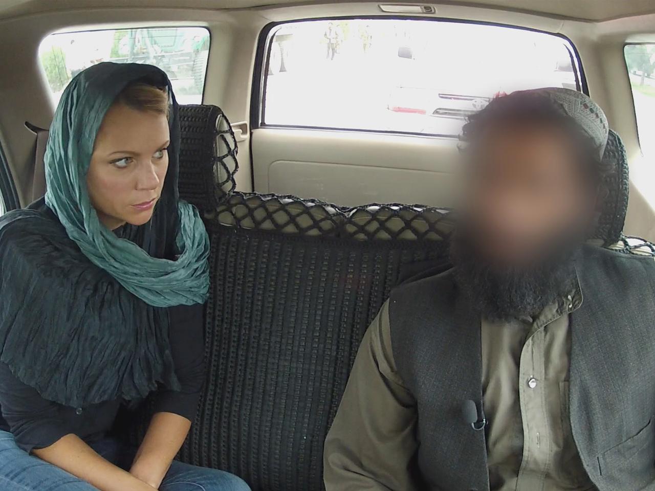 Lara Logan Talks Landmine Miss And Taliban Commander