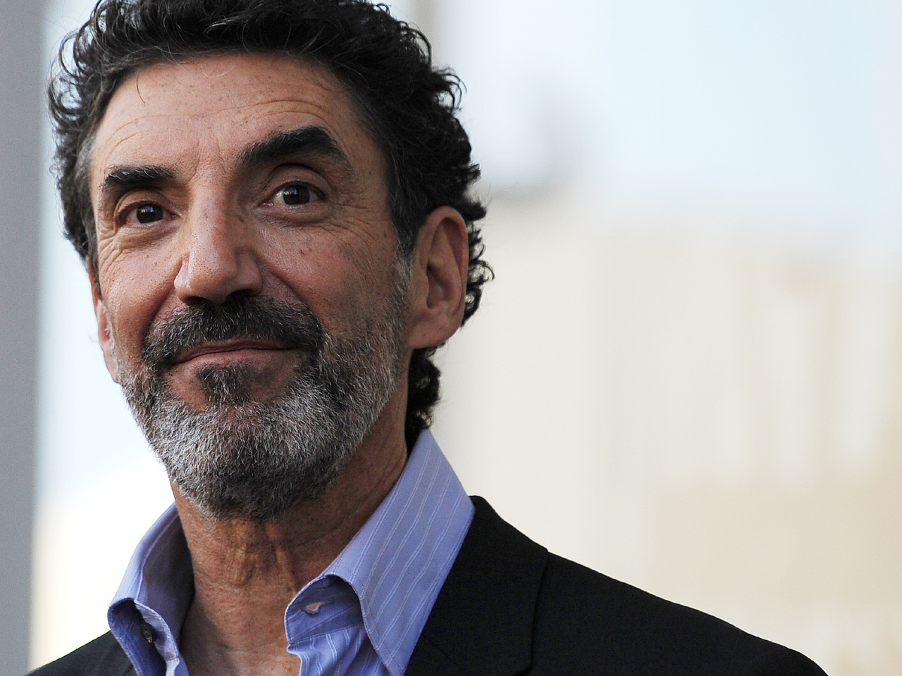Chuck Lorre On Quot Ctm Quot Wed Cbs News