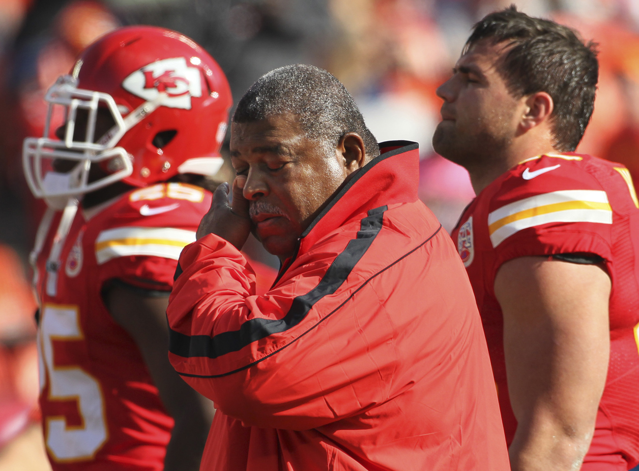 Nfl Coaches Gms Sacked In Firing Frenzy Photo 4