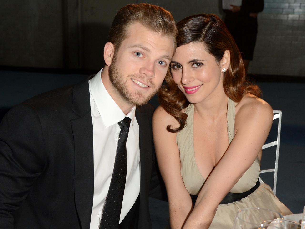 Jamie-Lynn Sigler and Cutter Dykstra expecting first child - CBS News