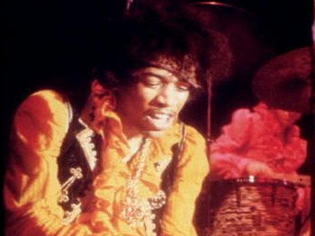 posthumous jimi hendrix album debuts at no 2 cbs news. Black Bedroom Furniture Sets. Home Design Ideas