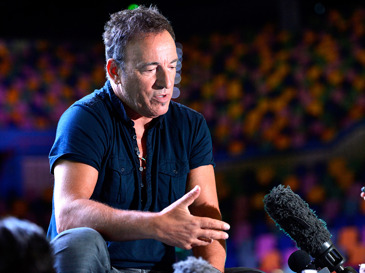 Bruce Springsteen - Photo 23 - Pictures - CBS News Bruce Springsteen