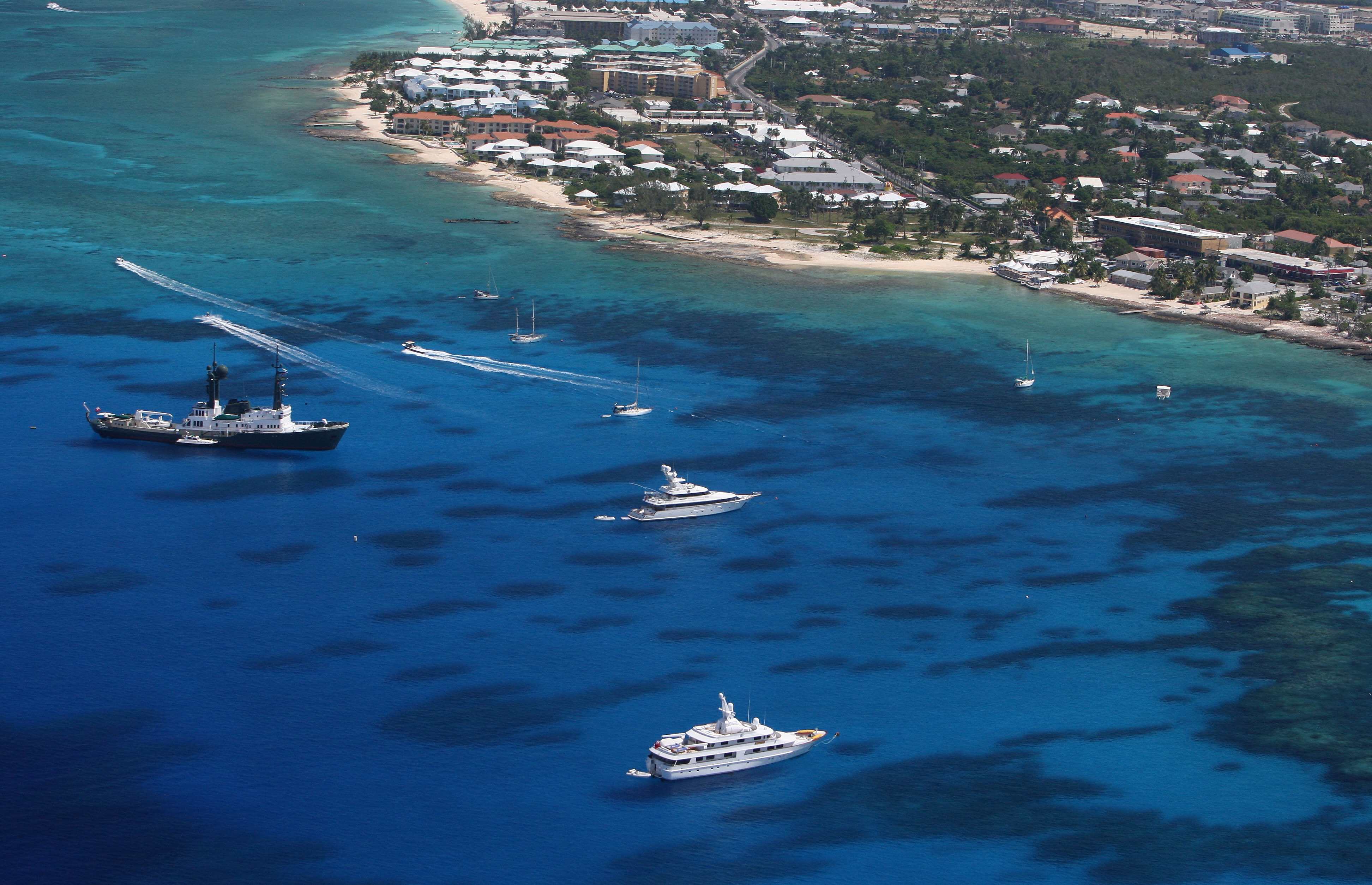 Cayman Islands vote could pull back veil of secrecy for businesses