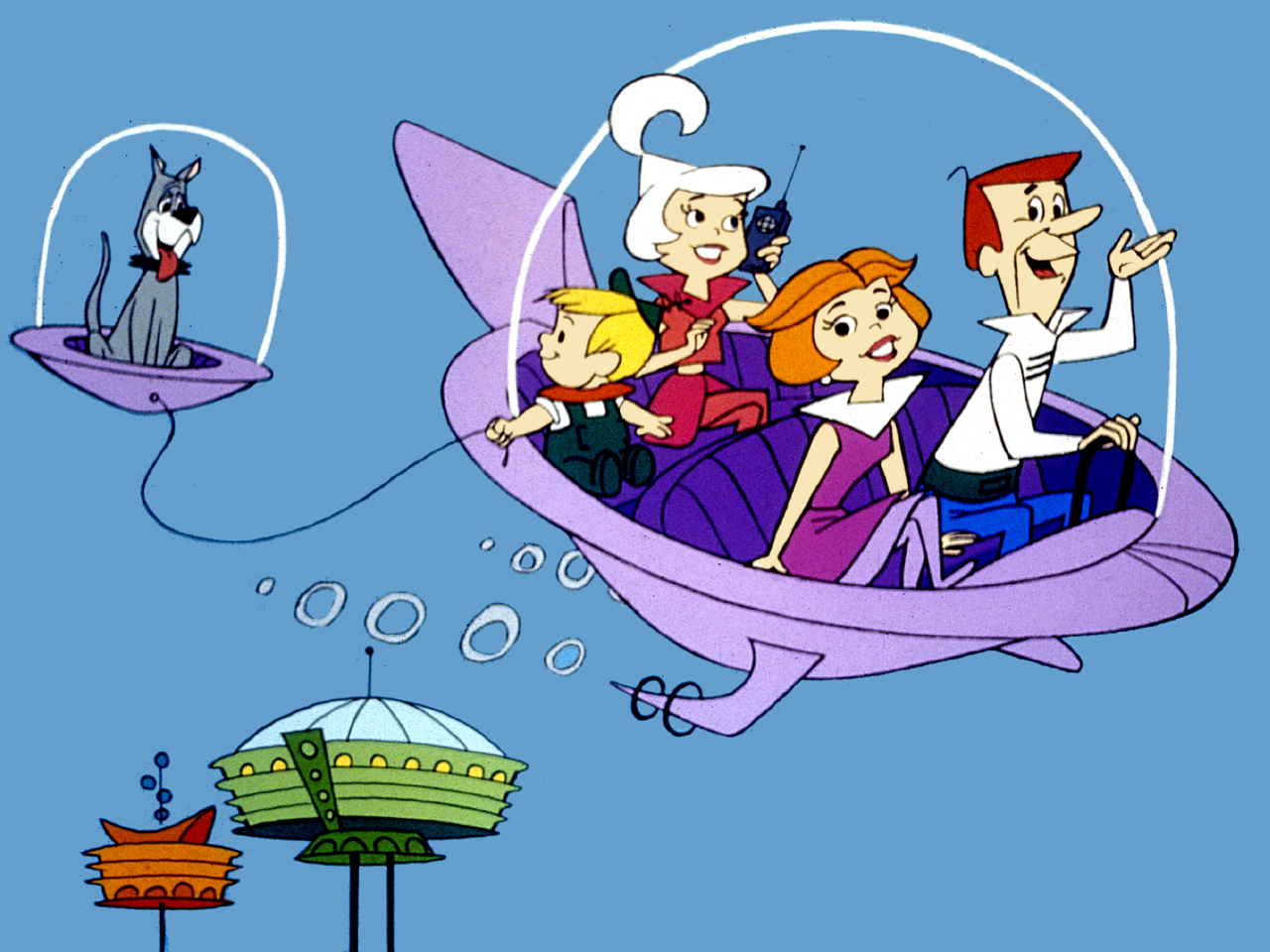 The quot retro future of jetsons cbs news