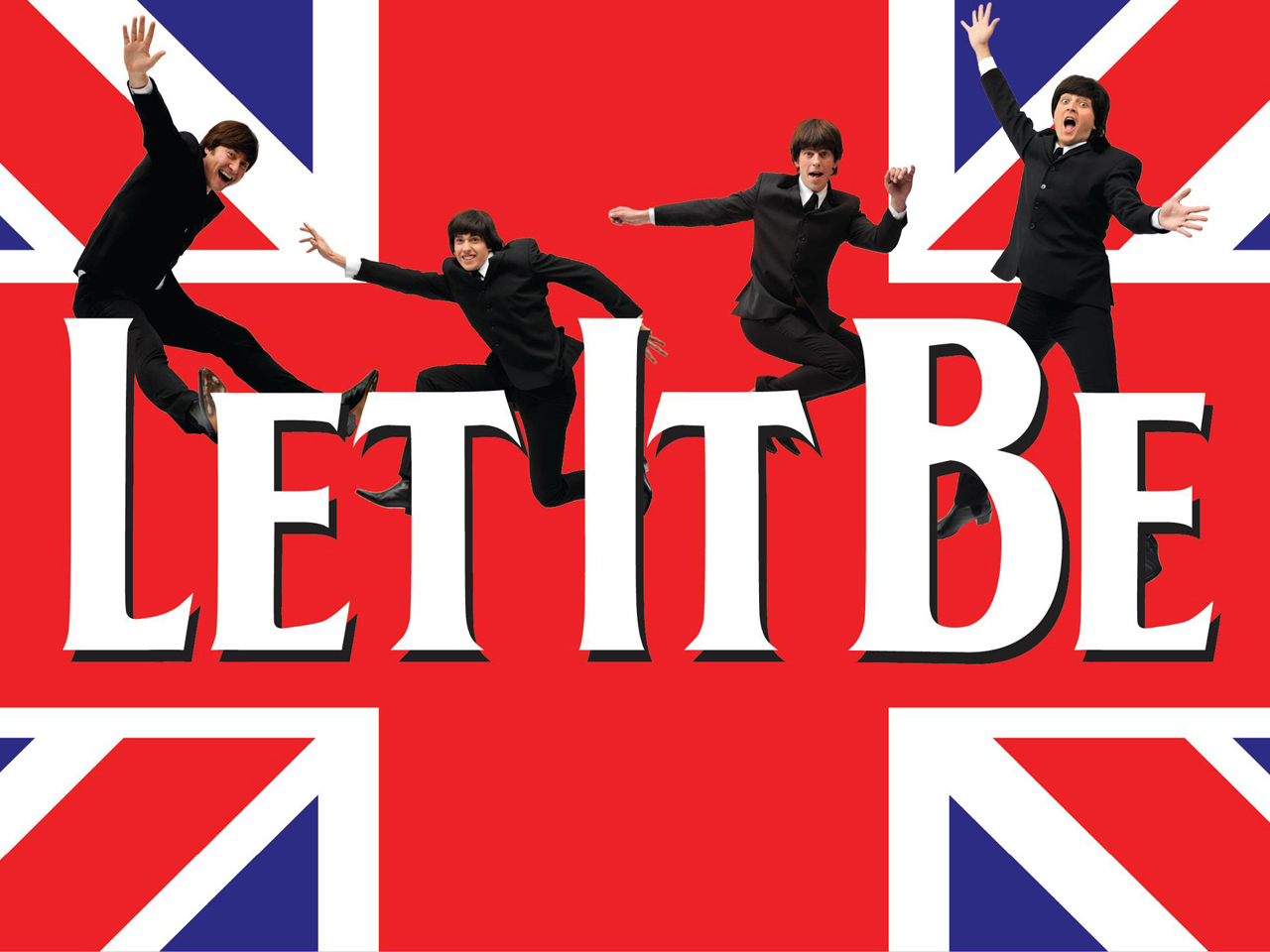 the beatles 39 show let it be to hit broadway cbs news