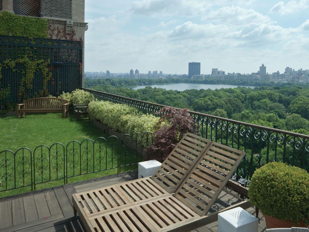 Gardens in the sky cbs news for 60 park terrace west