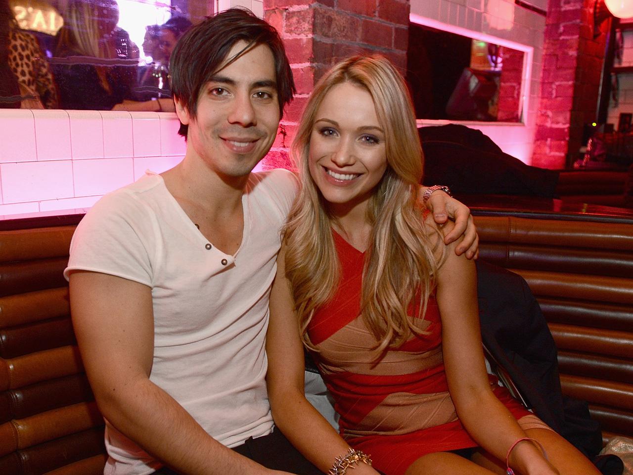 """30 Rock"" star Katrina Bowden marries rocker Ben Jorgensen"