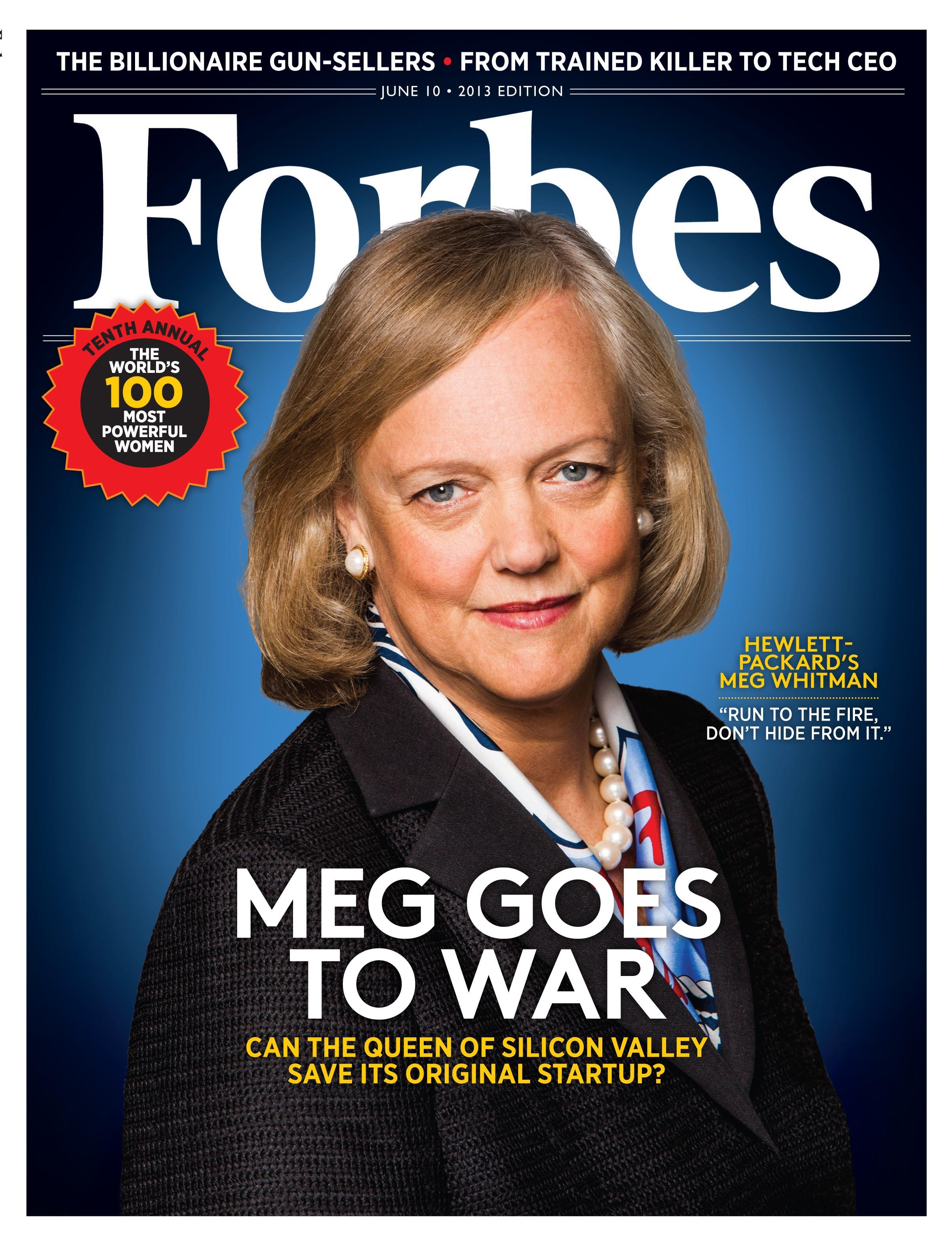 Forbes Announces 100 Most Powerful Women Of 2013 Cbs News