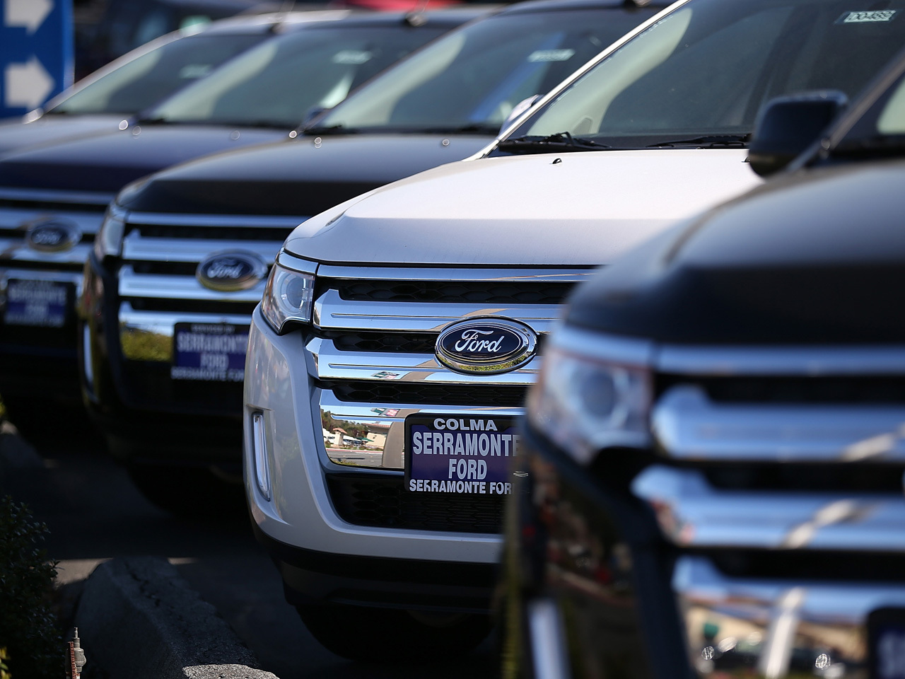 Ford Expands Drivers Air Bag Recall Nationwide Cbs News