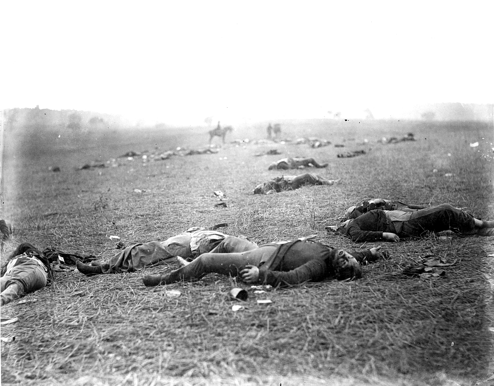The Battle of Gettysburg - 150 years later - Photo 1 - Pictures ...